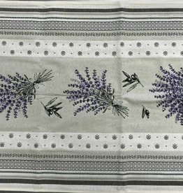 "French Jacquard Table Runner 64"" x 19"""
