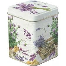 Tea Tin, Flavor of Provence