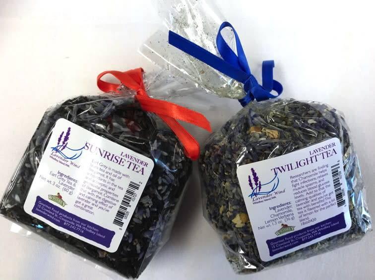 Lavender Wind Sunrise/Sunset Tea Subscription