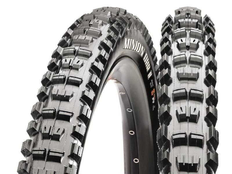 "Maxxis Maxxis Minion DHR II Tire (27.5""), EXO Casing, 3C Maxx Terra"