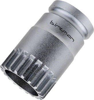 "Birzman Birzman Tool -  Square or ISIS BB Tool, 1/2"" Drive"