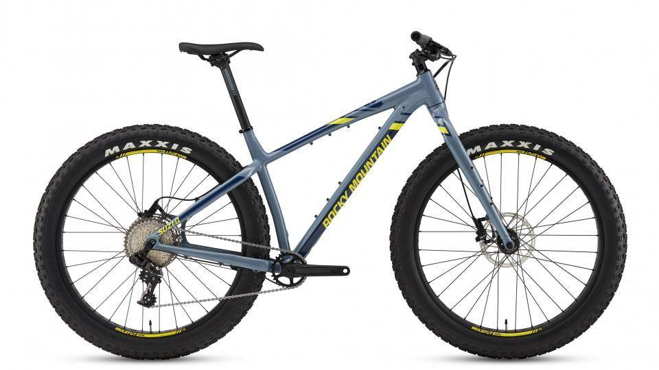 Rocky Mountain Rocky Mountain Fat Bike, -30, Suzi Q