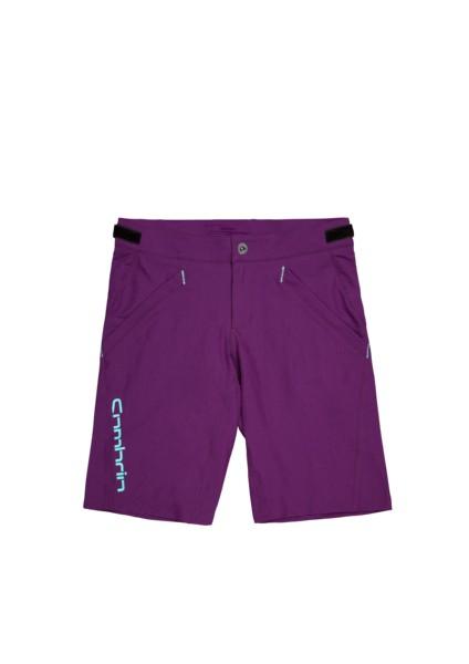 Sombrio Sombrio V'al Womens Shorts Purple