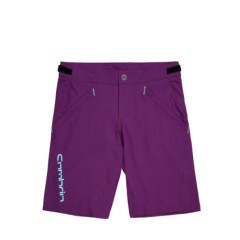 Sombrio Sombrio V'al Womens Shorts Purple