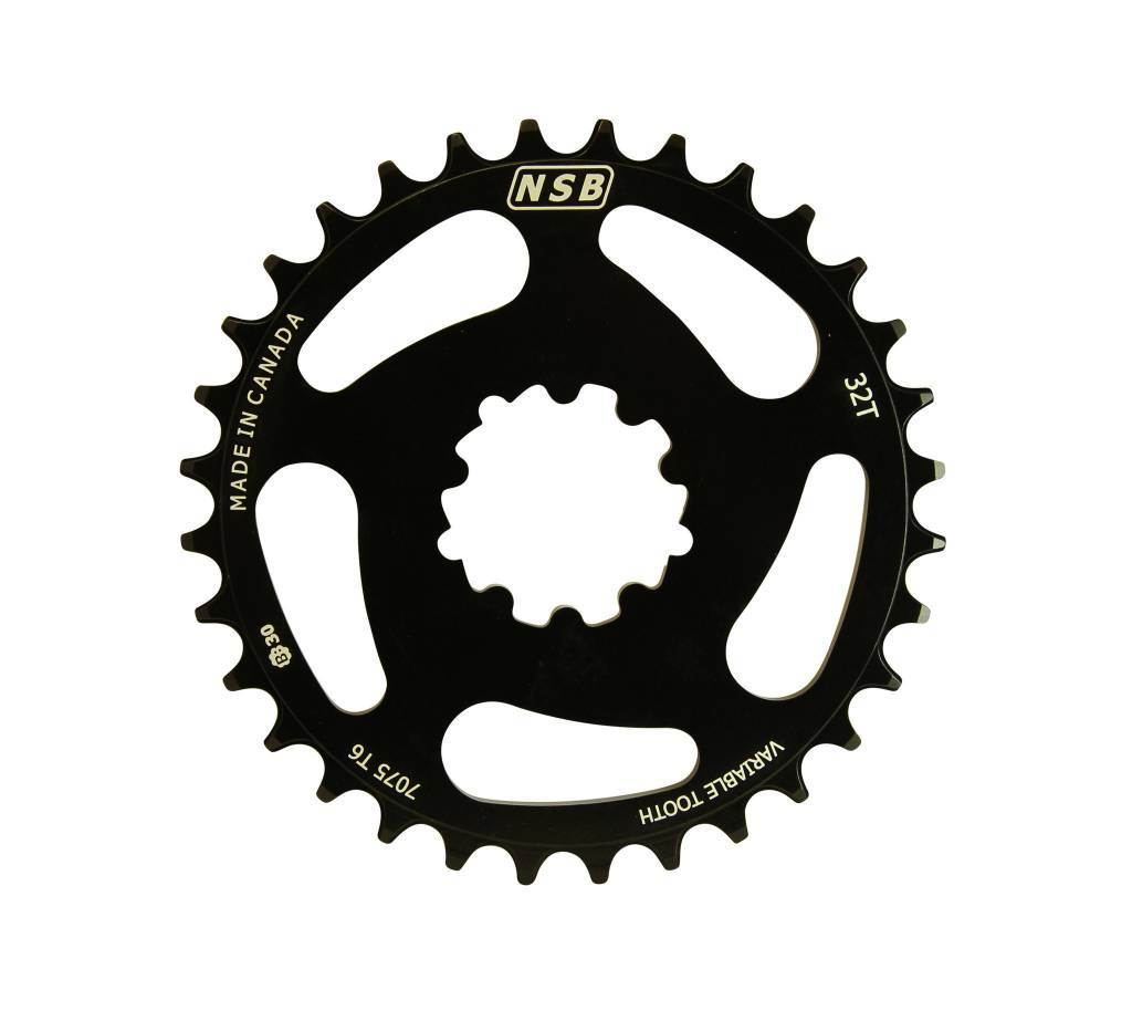 NSB North Shore Billet (NSB)  BB30 Direct Mount Chainring