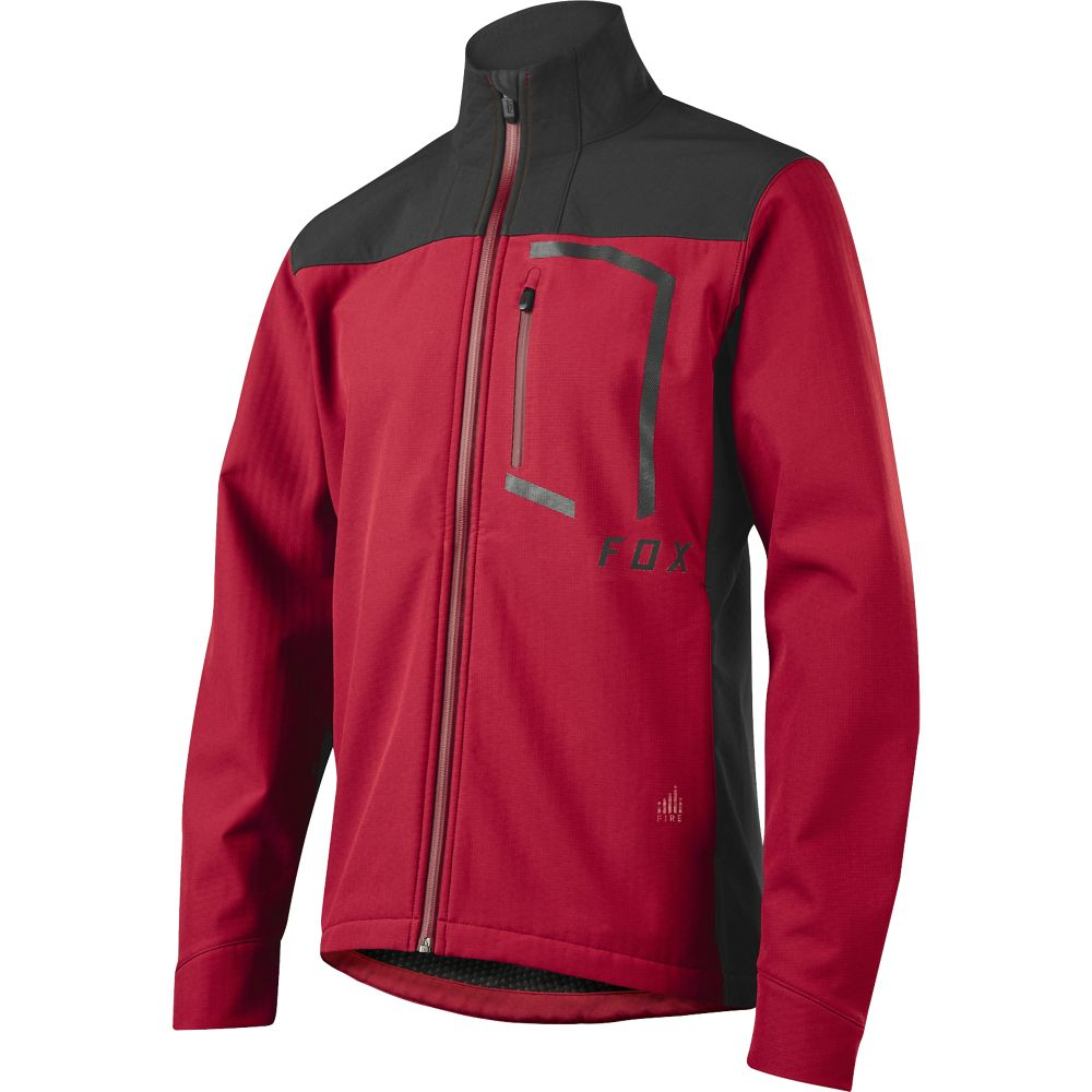 Fox Fox Attack Fire Softshell Jacket