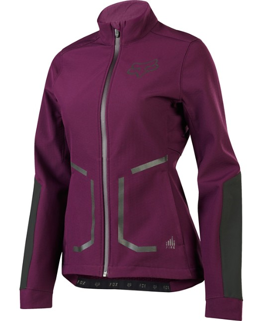 Fox Fox Women's Attack Fire Softshell Jacket
