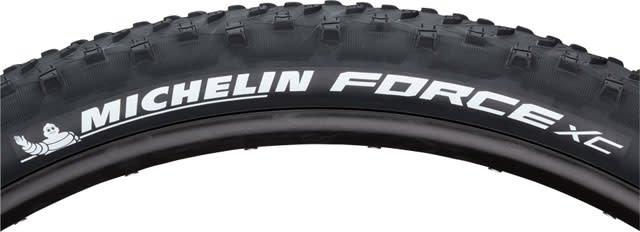 "Michelin Michelin Force XC Tire, 29 x 2.25"" Tubeless Ready, Black"