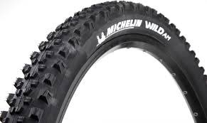 "Michelin Michelin Wild AM Tire -  27.5"" x 2.35"", Folding, Tubeless Ready"