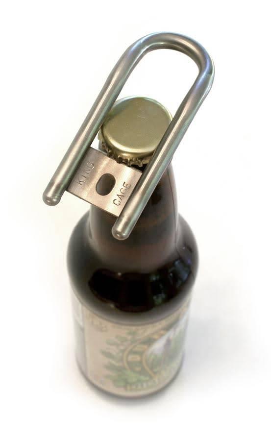 King Cage King Cage Bottle Opener