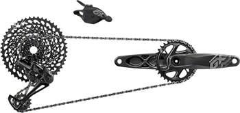 SRAM GX Eagle Groupset (Select Crank Length)