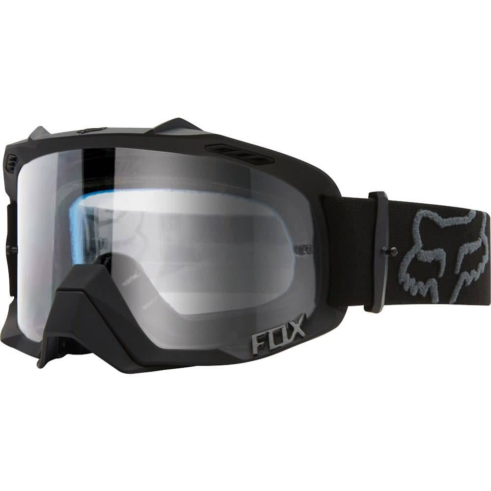 Fox Fox Air Defence Goggles (Black/Clear)