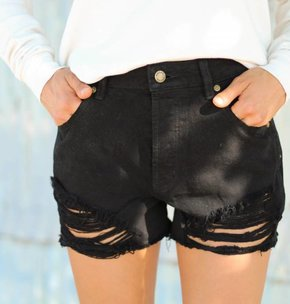 Rollas Original Short Black