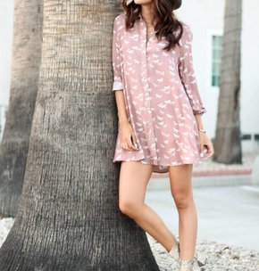 Knot Sisters Mustang Dress