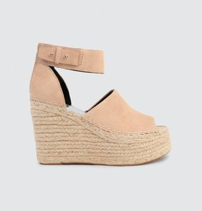 Dolce Vita Straw Wedges