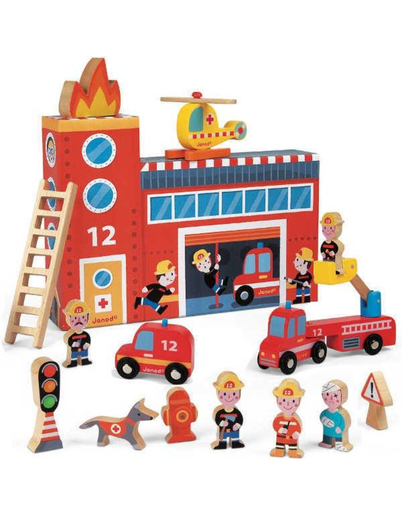 Story Box - Firefighters