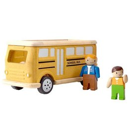 Plan Toys School Bus