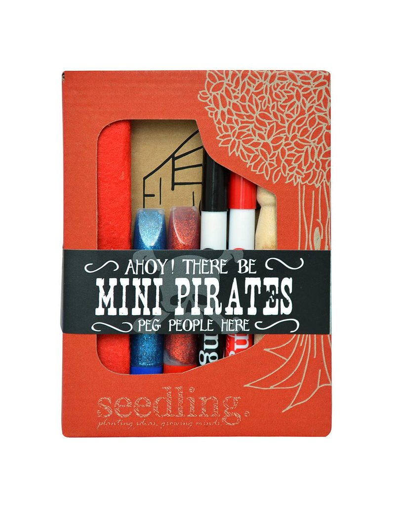 Seedling Kids Mini Pirates