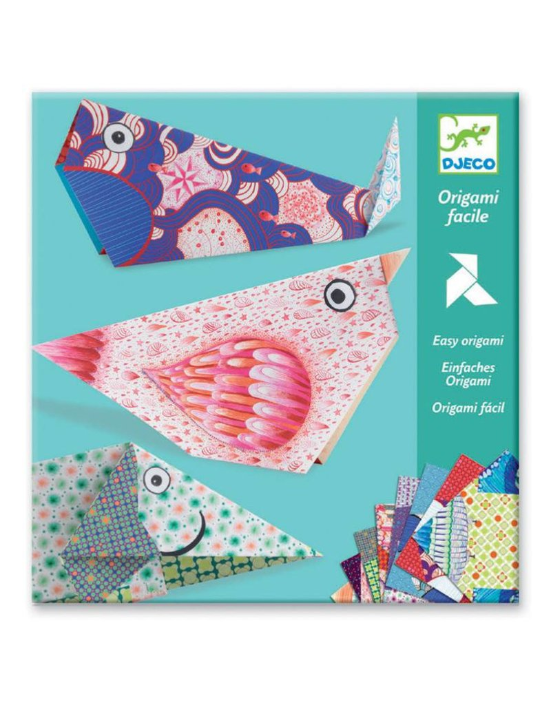 Djeco (Hotaling Imports) Origami - Big Animals