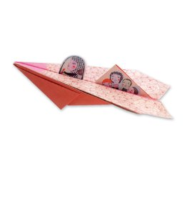 Djeco (Hotaling Imports) Origami - Pretty Paper Planes