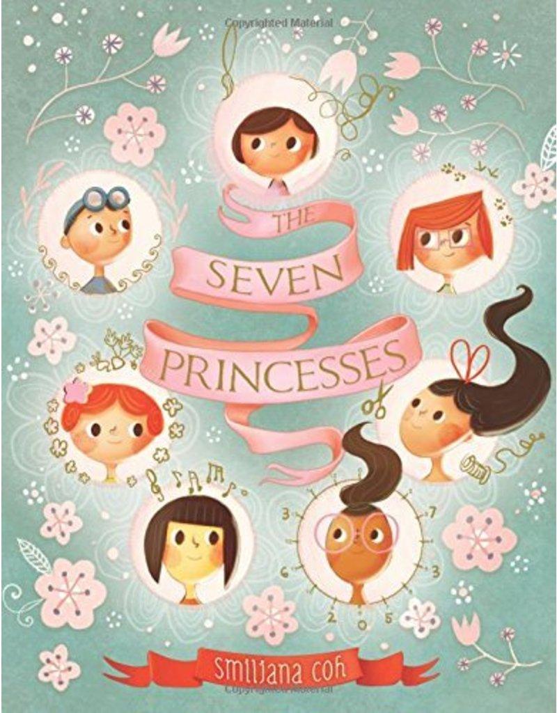 Ingram Publishing Seven Princesses
