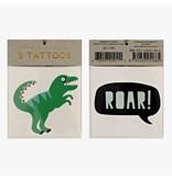Meri Meri Dinosaur Tattoos