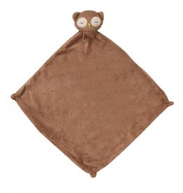 Angel Dear Brown Owl Blankie