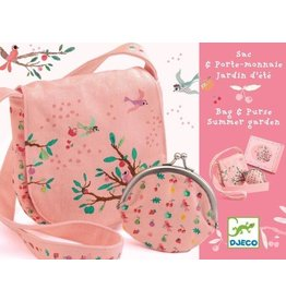 Djeco (Hotaling Imports) Summer Garden Bag & Purse