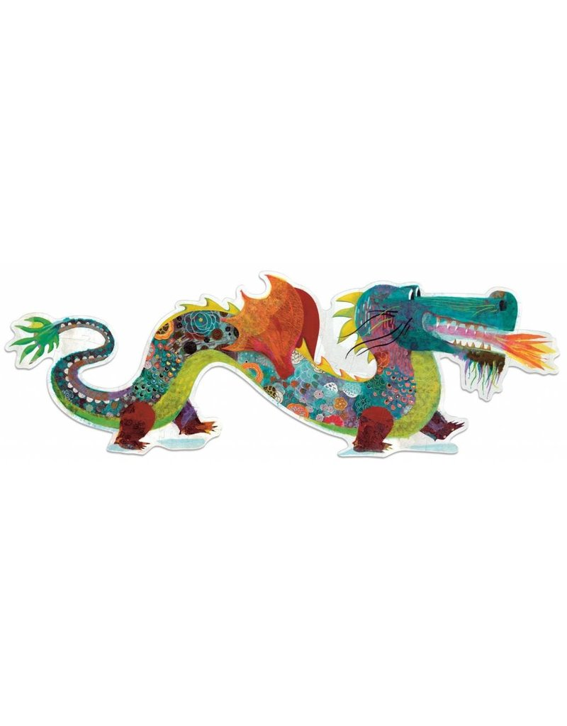Djeco (Hotaling Imports) Giant Dragon Puzzle