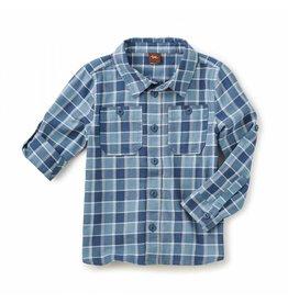 Tea Collection Katsu Plaid Shirt