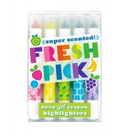 International Arrivals Fresh Pick Scented Gel Crayons