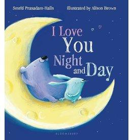 Macmillan I Love You Day and Night
