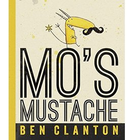 Penguin Random House Mo's Mustache