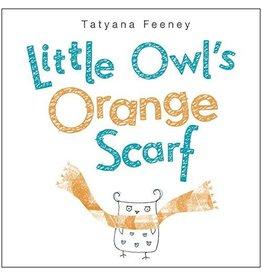 Penguin Random House Little Owl's Orange Scarf