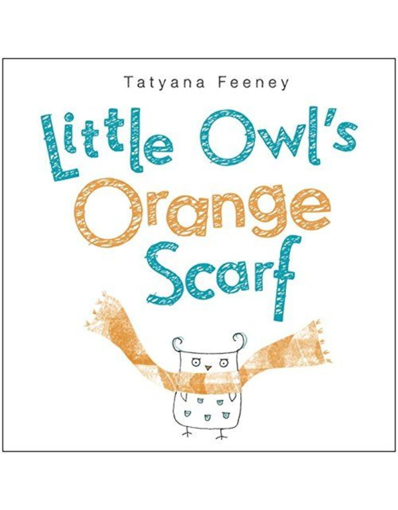 Penguin Random House Little Owl's Orange Scarf