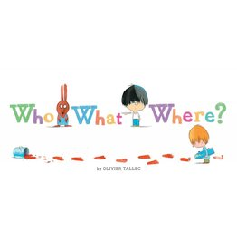 Hachette Who What Where?