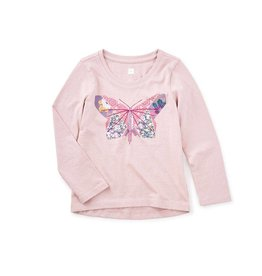 Tea Collection Jun Butterfly Graphic Tee