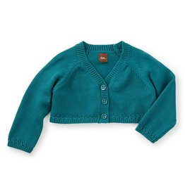 Tea Collection Kiri Cropped Baby Cardigan