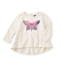 Tea Collection Furatta Graphic Baby Top