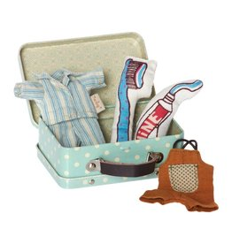 Maileg Micro Suitcase for Boys