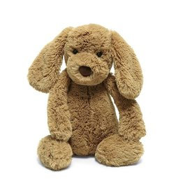 Jellycat Bashful Puppy Toffee - Medium