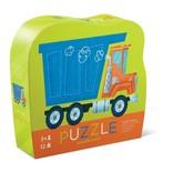 Crocodile Creek Dump Truck Mini Puzzle 12 pc