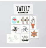 Tattly Kids Tattoo Set One
