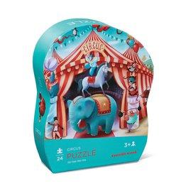 Crocodile Creek Circus Mini Puzzle 24 pc