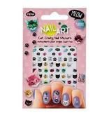 NPW Cat Lady Nail Art Sticker