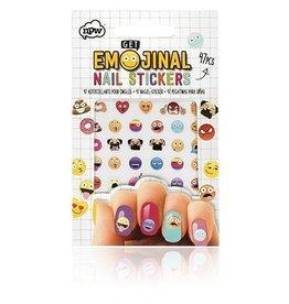 NPW Emojinal Nail Stickers
