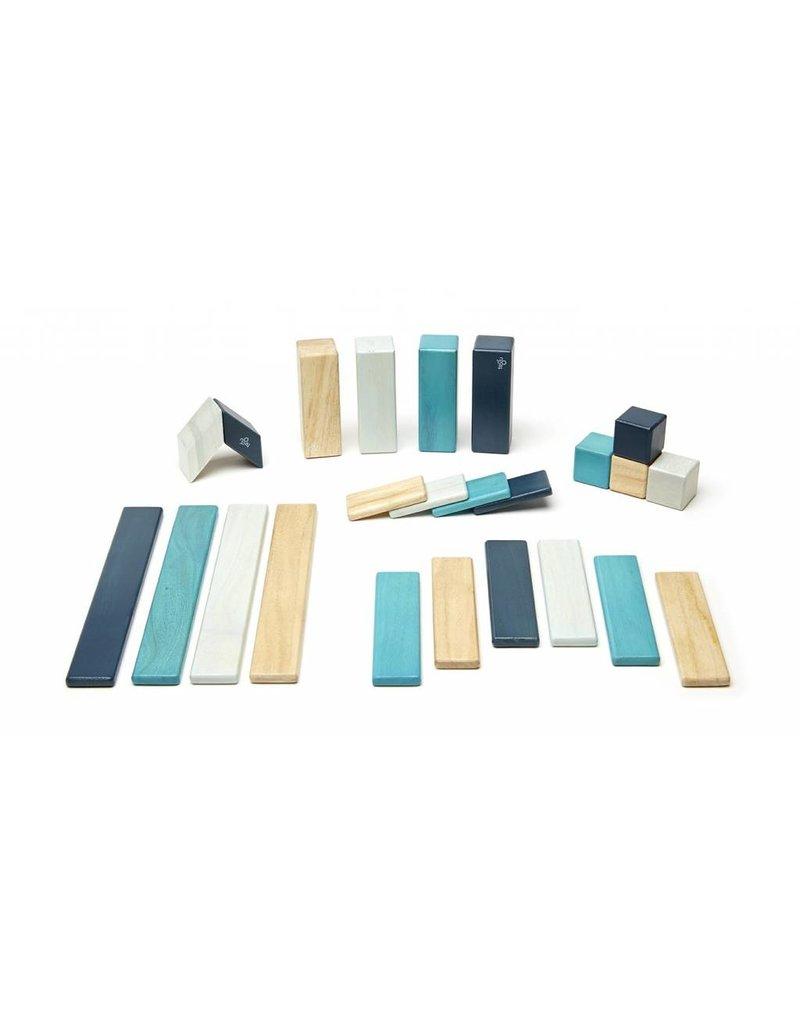 Tegu 24-Piece Set - Blues