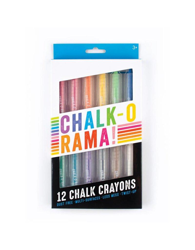 International Arrivals Chalk-O-Rama