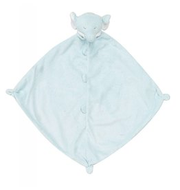 Angel Dear Blue Elephant Blankie
