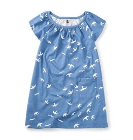 Tea Collection Kookaburra Flutter Baby Dress
